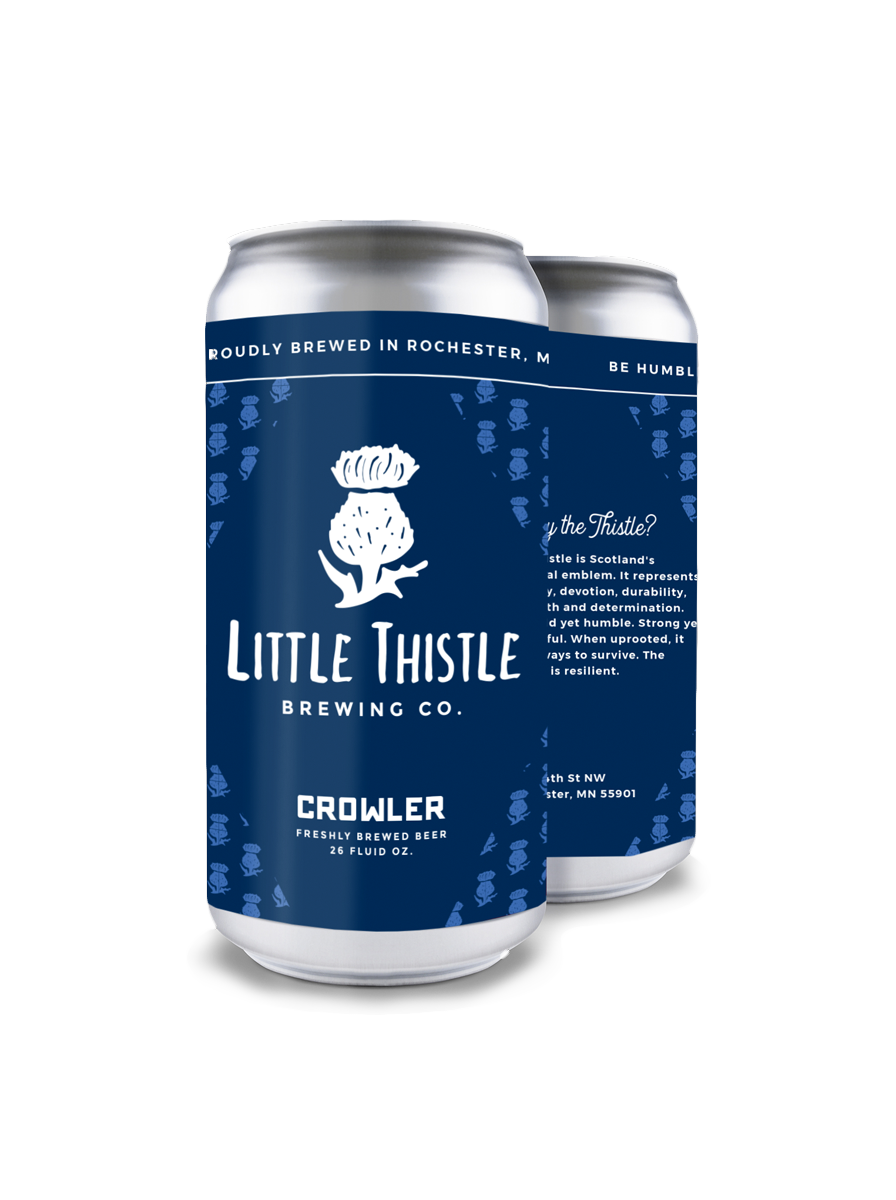 Little Thistle Crowler